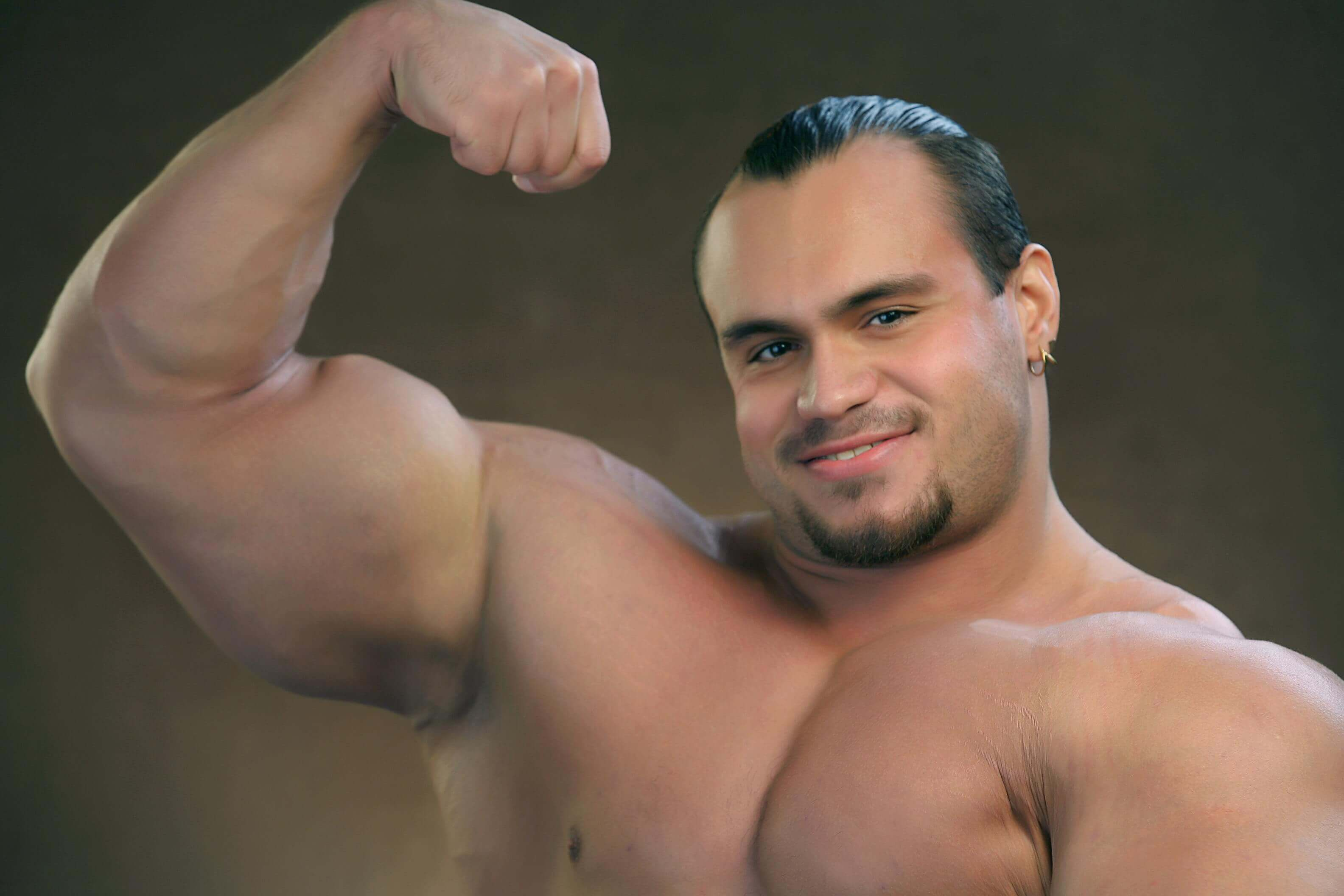 Do bodybuilders have erection problems?