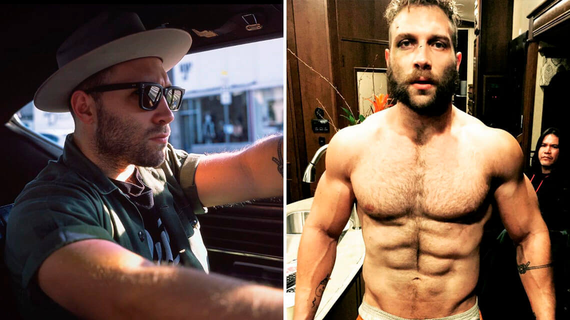 7 hacks from Jai Courtney behind his insane ripped physique