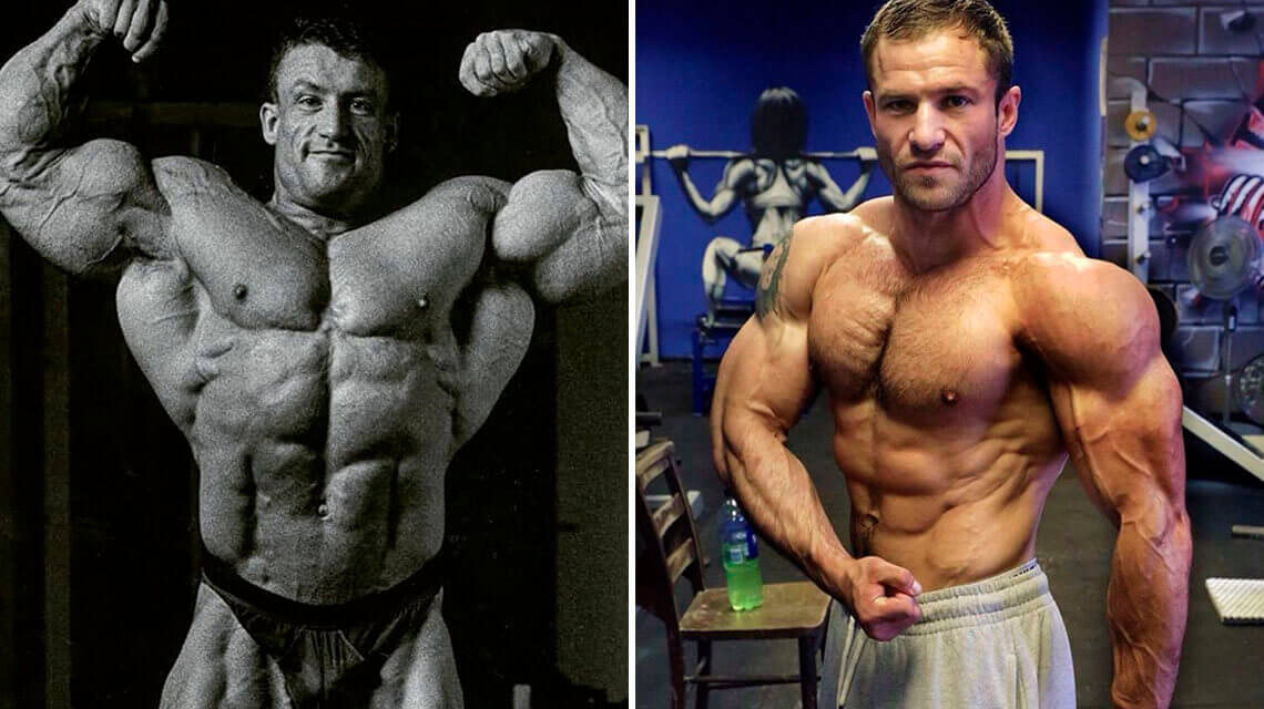 Dorian Yates' son is walking on the footstep of his father