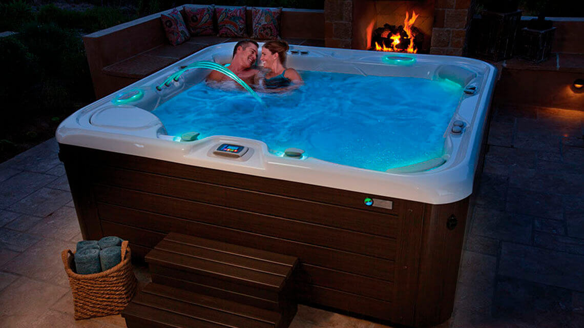 Hot baths burn as many calories as a 30-minute walk